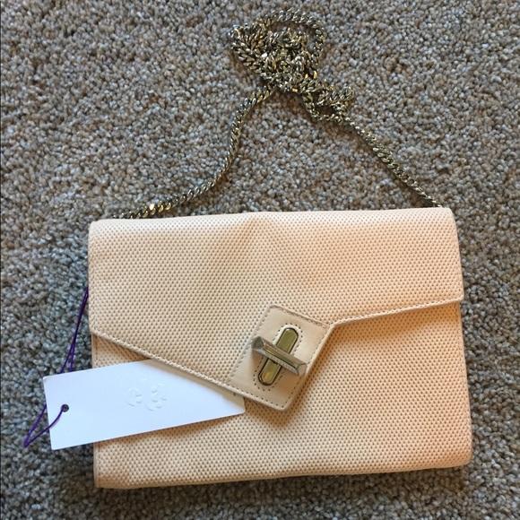 0478cc0a829 ela Bags | Nude Cross Body Bag | Poshmark